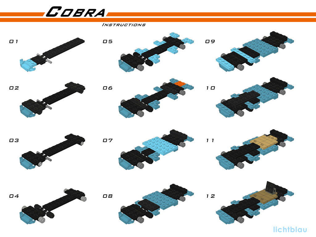 Cobra Instructions 01