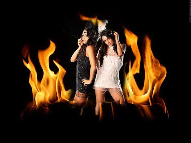 Wwe Divas Bella Twins Wallpapers Burning Hot Collection Flickr