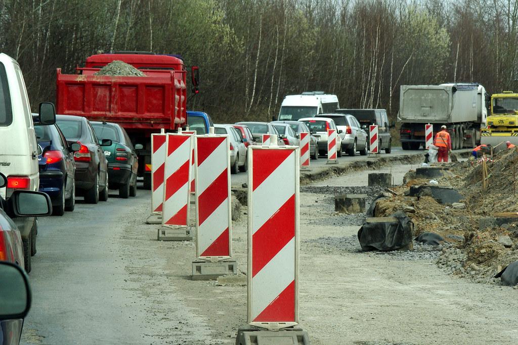 89/365: Traffic jam