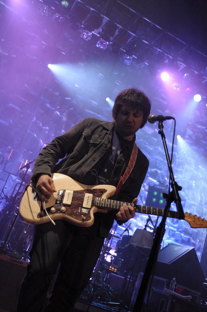 Wilco @ Lupo's in Providence, RI 04-04-2010