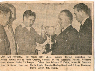 1960's Team Presentation | by Naomh Fionnbarra GAA Club
