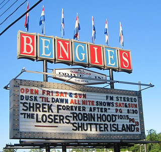 Bengies Drive-in: Baltimore, MD, USA | by badgerworks