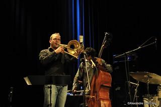 Samuel Blaser Quartet @ Moods_DSC4266   by achrntatrps
