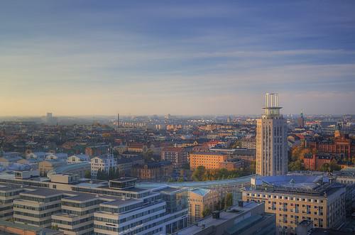 Stockholm Cityscape I | by henriksundholm.com
