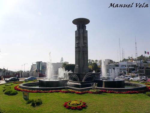 PC110299 Recorrido Turibus por Centro Histórico, Fuertes de Loreto y Guadalupe y Av. Juárez en Puebla., Puebla por LAE Manuel Vela