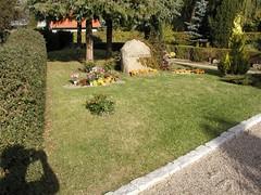 Fællesgrav på Sædder Kirkegård