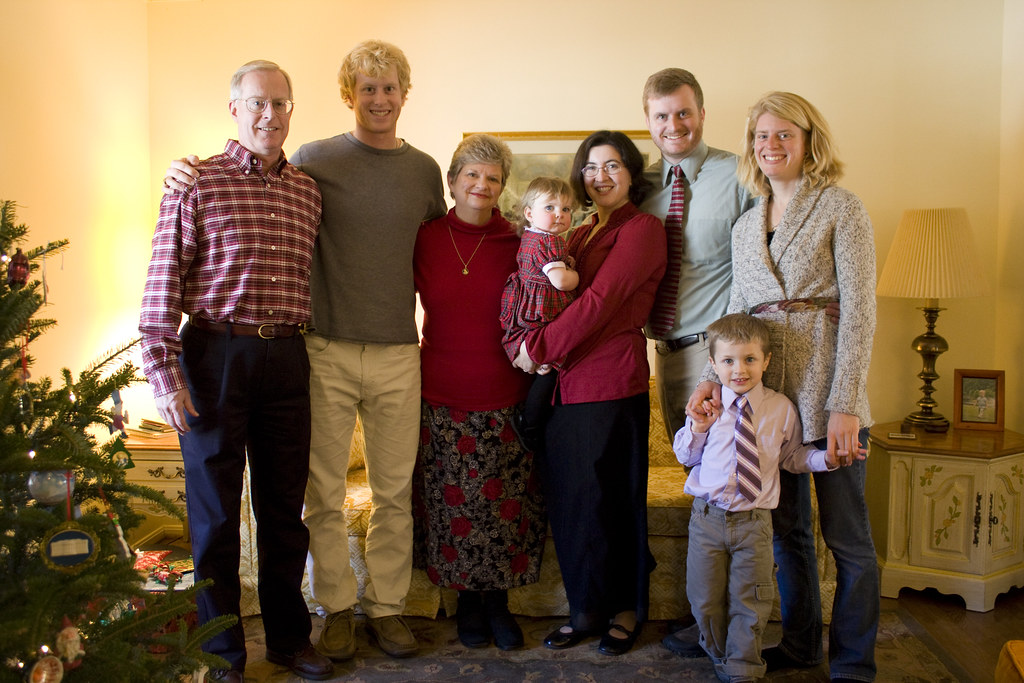 Campbell Family Portrait - January 2010 by pkcampbell