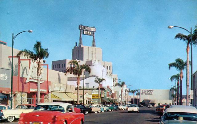 Beverly Hills 1950s
