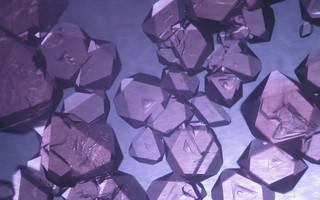 Chrome Alum Crystals | by Paul's Lab