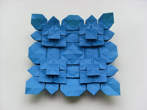 Tiled Clover Folding (Shuzo Fujimoto/Peter Budai) | by 0nce