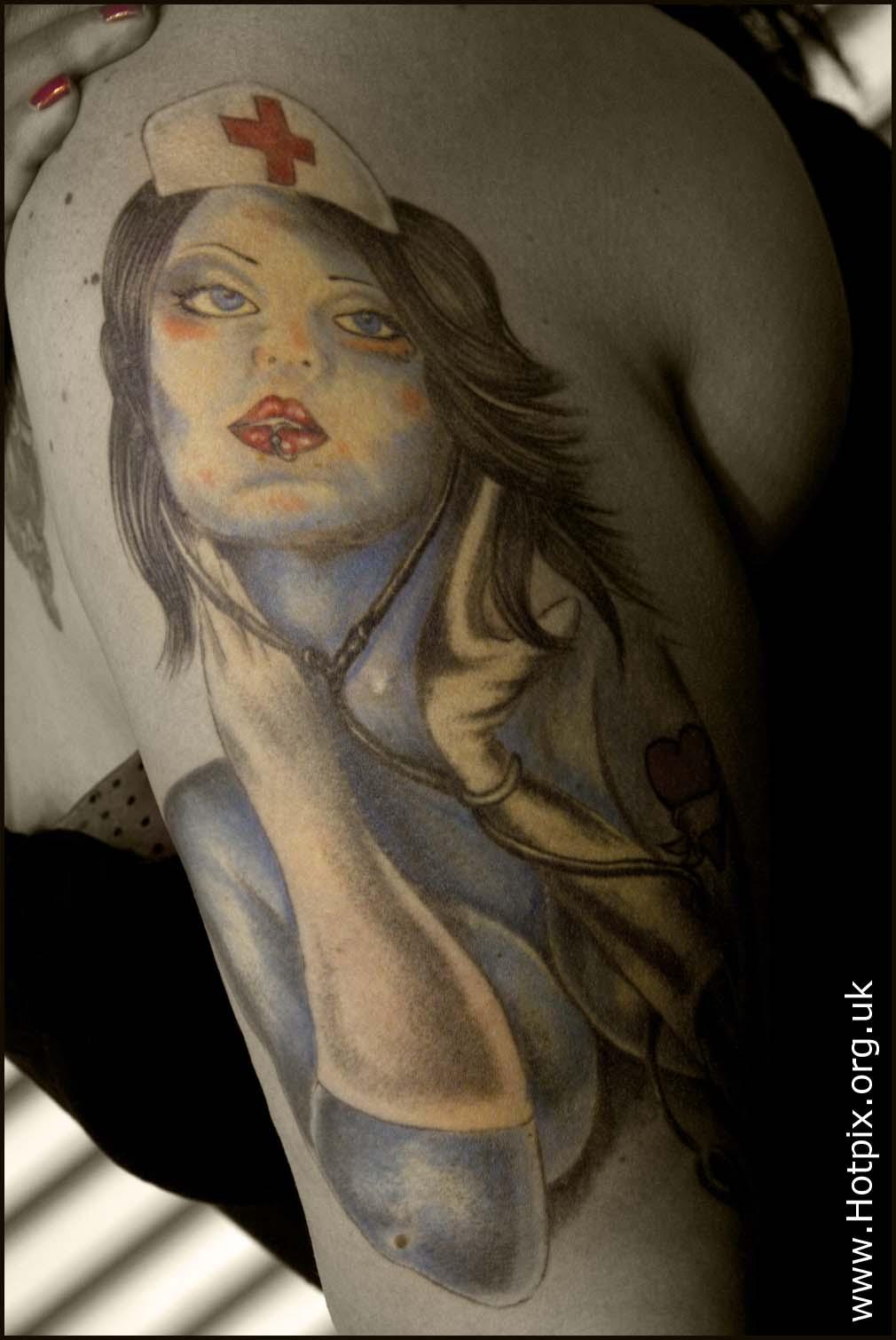 nurse,sister,hospital,tattoo,erotic,lady,woman,exotic,ink,female,arm,skin,flesh,canvas,tat2,tatoo,tatto,blue,breasts,red,lips,pierced,ring,piece,beautiful,manchester,convention,exhibition,gmex,england,britain,UK,europe,artist,art,medic,medical,surgery,surgical,sex,fetish,shop,Tatuada,tats,bodyart,body,dark,disturbia,interesting,people,person,persons,persona,interesante,tatouage,color,selectivo,couleur,s\u00e9lective,vorgew\u00e4hlte,Farbe,arty,muchacha,femenina,de,la,mujer,se\u00f1ora,girl,\u5973\u6027\u30e1\u30b9\u306e\u5973\u6027\u306e\u5973\u306e\u5b50,hotpix!,altfashion
