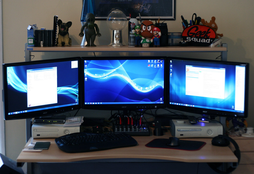 Final Product | All mounts installed, everything wired back … | Flickr