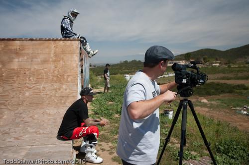 ESPN Action Filming
