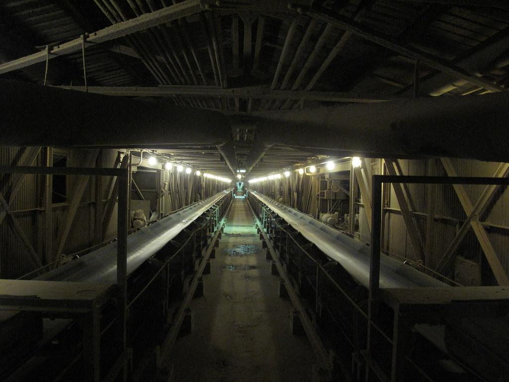 Alien World Passageway