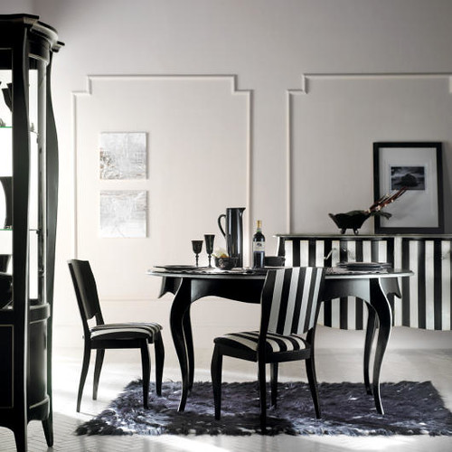 zona pranzo collezione charme colore nero 10 167403