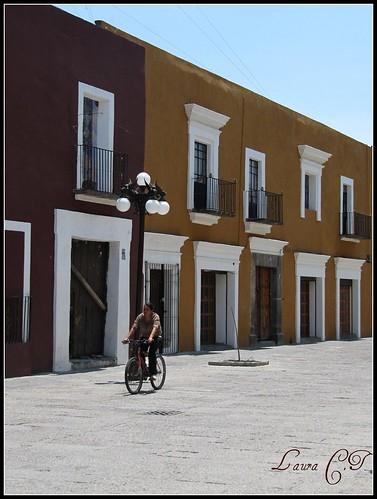 Escuela Dr. R. Serrano - Ahuhuetzingo - Puebla - México
