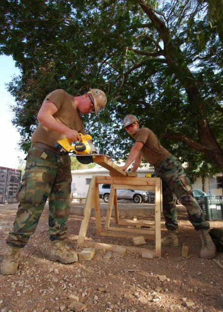 AFRICOM: Construction in Senegal
