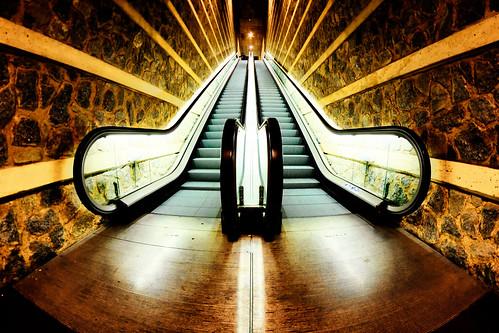 Death Star Escalators