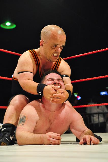 Midget world wrestling