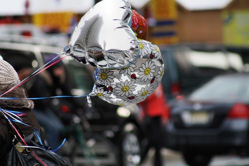 Ladybugs n Daisies by UrbanPerspectiV