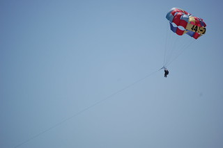Paragliding | by killmylandlord