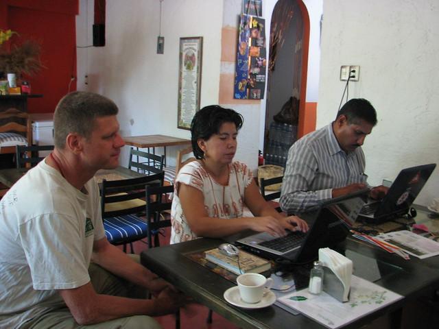 Web Workshop @ Xiguela, 05.2010