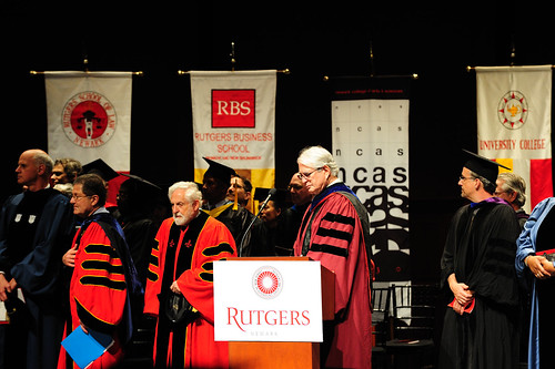 Graduation ceremony of Rutgers University 2010 | by llee_wu