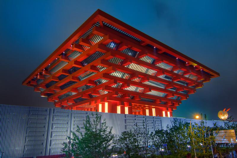 Shanghai-China Pavilion