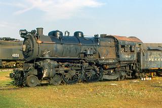 Strasburg - Steam Locomotive at Museum