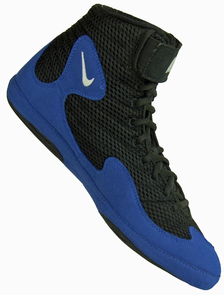 Nike View Blue 6Flickr Wrestling Shoes Black Royal Inflict 8wPnOk0
