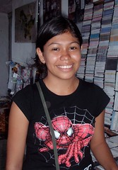 Paula; Sushitoto, Cuscatlán, El Salvador
