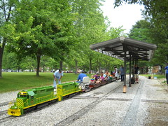 MIniature Trains, Leakin Park