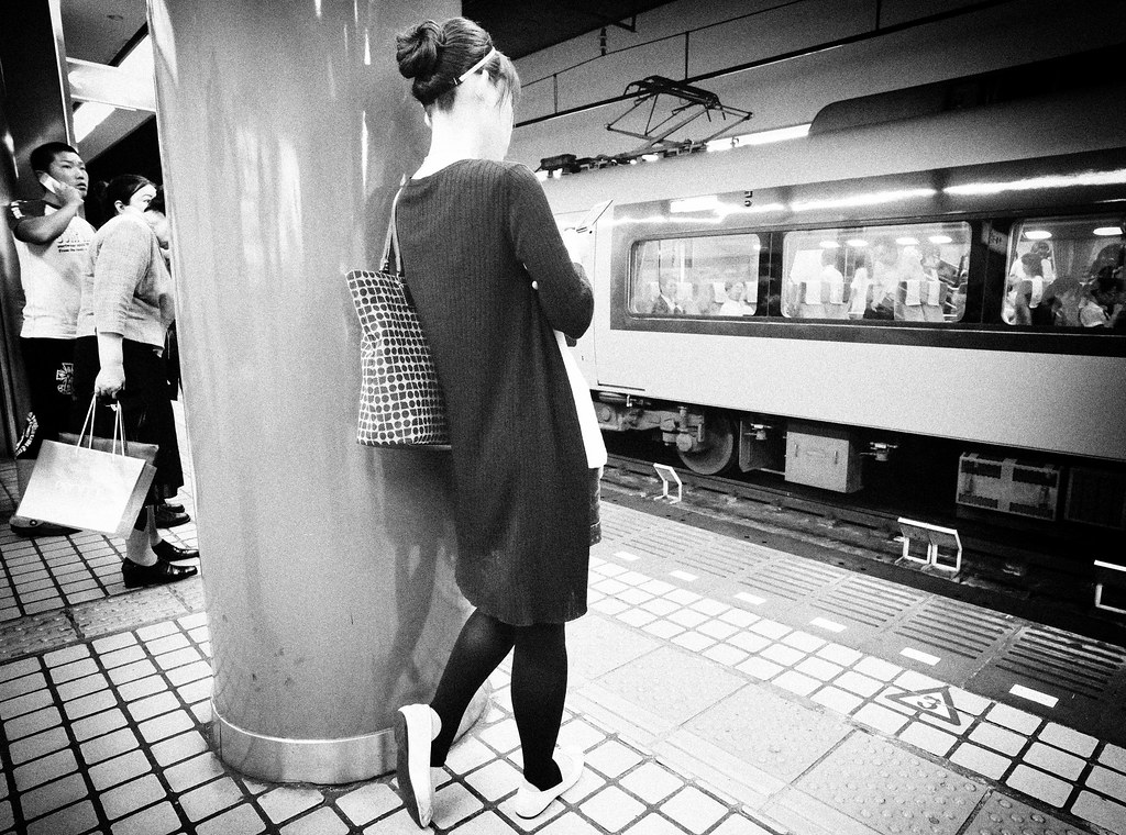 Namba station by arapy