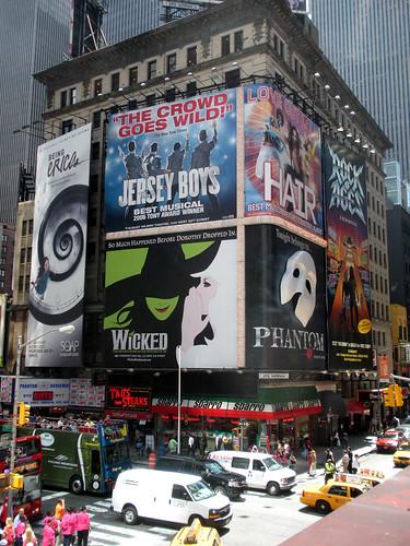 Times Square/Duffy Square | by bgreensf