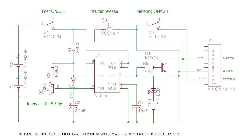 Prime Diy Nikon 10 Pin Rapid Interval Timer Schematic Drawing Flickr Wiring Database Gramgelartorg