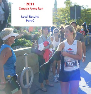 Canada Army Run 2011: local results (Part C) | by ianhun2009