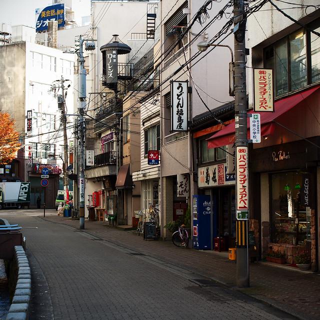 Rue de Kanazawa
