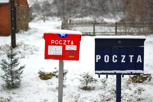 poczta polska | by tadekk
