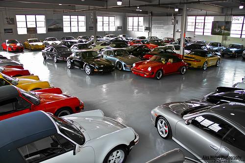 Got Porsche?   by Alex Weber