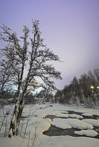 Vantaankoski Winter Composite | by MikeAncient