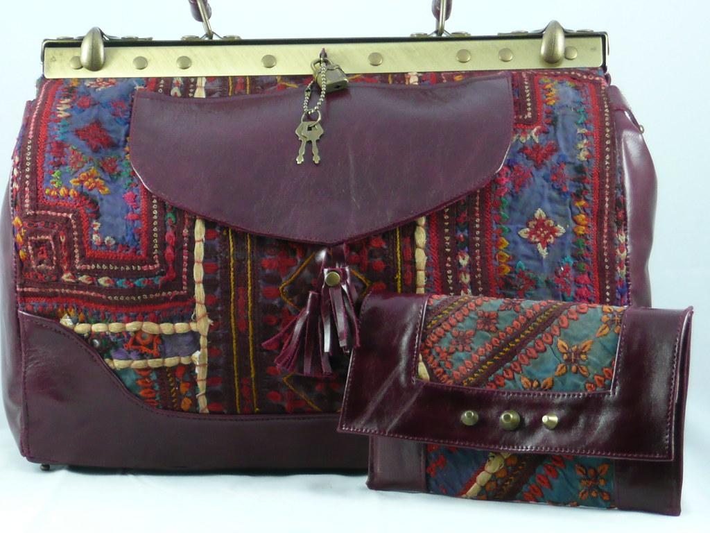 c0ecfb9b76 carpet bag and matching wallet | Karina Hesketh | Flickr