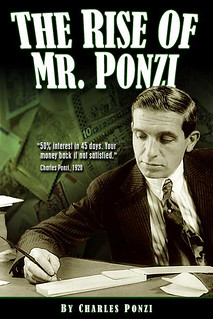 Charles Ponzi Book Cover | by MarkGregory007