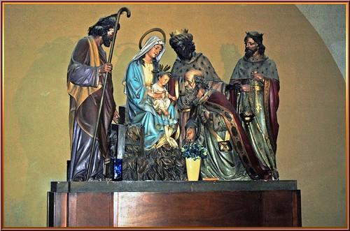 Església de la Mare de Déu de Betlem (Barcelona) Cataluña,España | by Catedrales e Iglesias