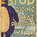 Things I've Said to My Children: Penguin by nripperger
