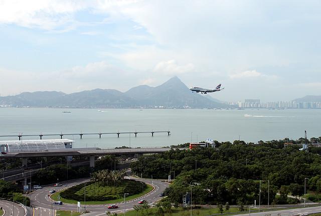 B747-436 | British Airways | G-CIVN | HKG