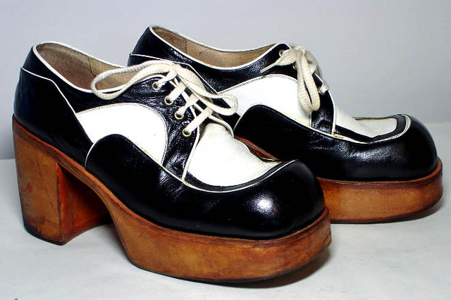 5fd6d01251e ... Platform shoes 1970