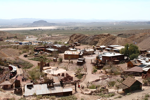 Calico Ghost Town (Overlook)