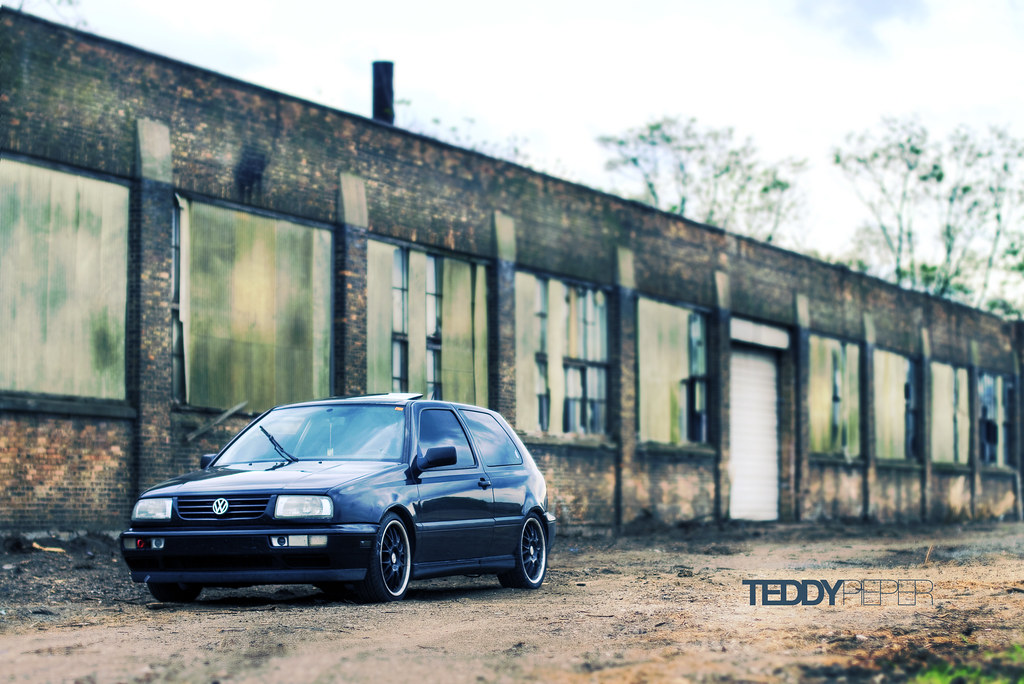 VW HDR 2 by Teddy Pieper | @tedisgraphic - @vconceptsllc