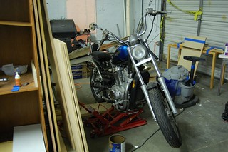 Motorcycle | by sparr0