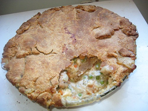 pioneer woman's pot pie
